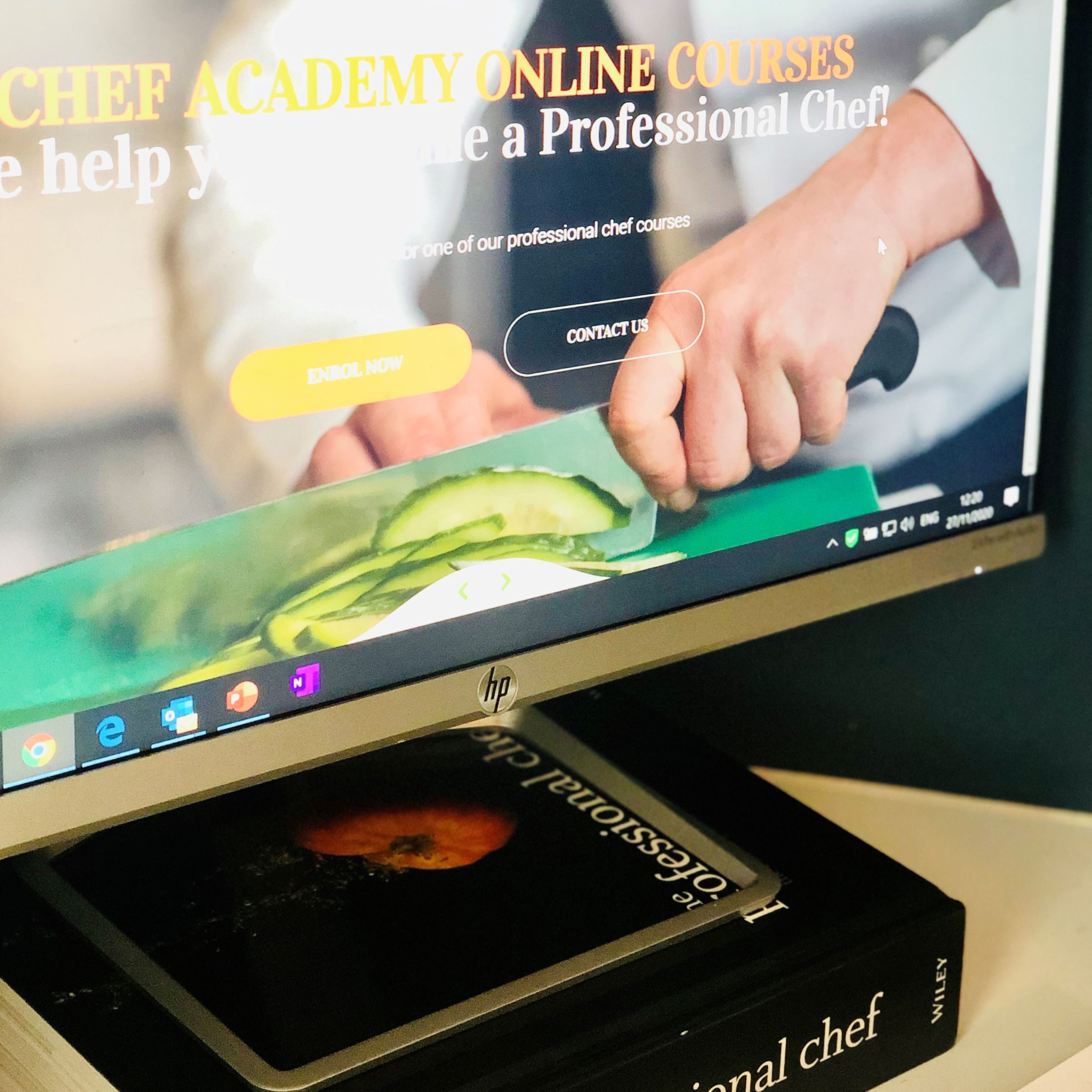 Importance of online chef courses and training